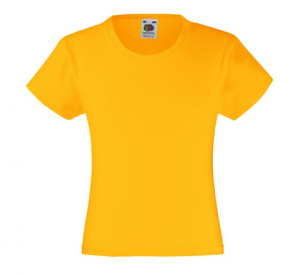 Fruit of the Loom Girls T-Shirt